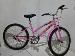 Título do anúncio: Bicicleta Infantil Feminina