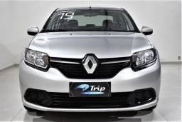 Título do anúncio: Renault Logan 2019 1.6 com GNV