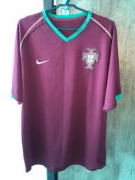 Camisa Portugal 2006 original