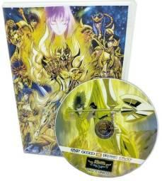 Box Dvd Saint Seiya Alma De Ouro Dublado