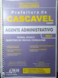 Apostila agente administrativo Cascavel