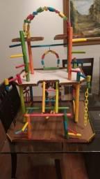 Playground para Calopsita / Pássaros
