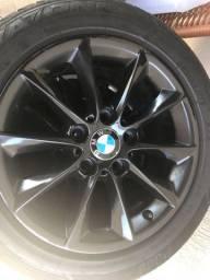 VENDO JOGO DE RODAS ARO 16 ORIGINAL BMW (SOMENTE VENDA)