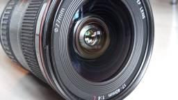 Título do anúncio: Objetiva Canon 17x40mm Série L f4.0