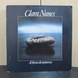 Lp Disco de Vinil Clara Nunes - As Forças Da Natureza *com encarte
