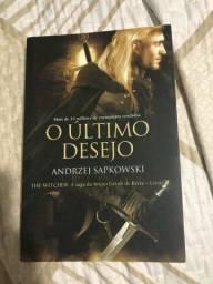 The Witcher O Último Desejo Volume 1