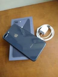 iPhone 8 Plus 64gb original + caixa e carregador original