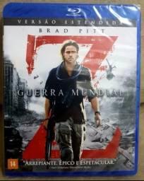 Blu-Ray: Guerra Mundial Z (Versão Estendida) LAGRADO