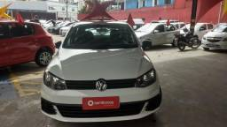 Vw - Volkswagen Gol trendiline, completo, unica dona! - 2017
