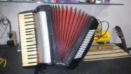 Vendo acordeon scandalli 1962 reliquia