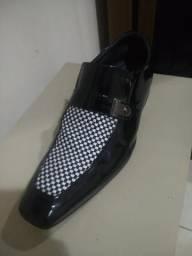 Sapato social feito a mão tamanho 41 - Jota Pé