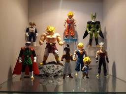 V/T Coleção rarissima de Bonecos Dragon Ball Bandai