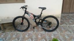 Bicicleta Gallo Aro 26 21 Velocidades/marchas Freio Disco seminova reforçada para trilha