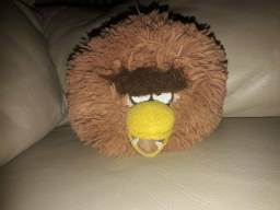 Angry bird pelucia colecionavel