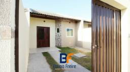 Casa de 3 quartos a venda com facilidades na compra e pode ser usado FGTS