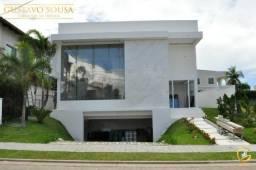 Um Luxo de Casa no Alphaville Fortaleza, 4 Suítes c Closet(3 com varandas), Piscina e Deck