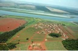 Terreno para rancho nas margens do rio grande