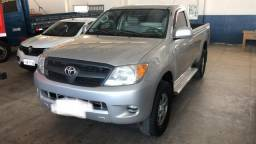 HILUX CABINE SIMPLES 07/07 4x4 MANUAL (88)99600-3054 - 2007