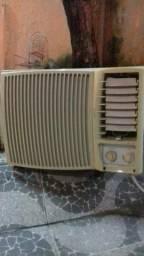 Ar condicionado 7500 btus 110v Gelando muito