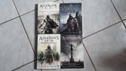 Coleção Assassin's Creed completa