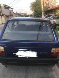 Fiat uno Mille sx ano 1966/97 gasolina e gnv - 1997