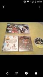 Jogos originais de PS3 e Xbox 360