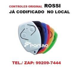 Controle de Portão Rossi
