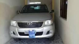 Toyota Hilux CD 4x2 sr - 2013