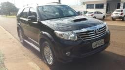 Toyota Hilux Sw4 Srv Preta Top de Linha Único Dono 2013 - 2013
