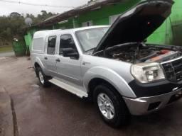 Ranger xlt diesel 2011 cabine dupla - 2011