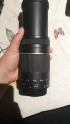 Câmera DSLR Cannon T6 Eos Rebell +2 lentes