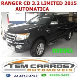 Ranger 3.2 Limited CD 2015 diesel - 2015