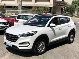 Hyundai Tucson Turbo Gls 2018 único dono , 11.600 km e na garantia de fabrica - 2018