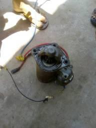 Motor de arranque zetcrocam