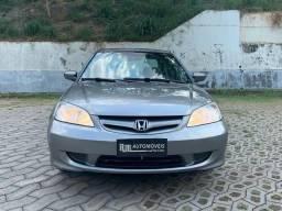 Civic LX 1.7 2005 - 2005