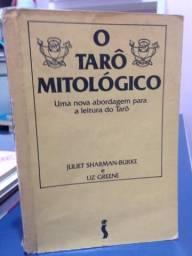 Livro estudos tarot mitológico ótimo estado