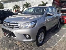 Toyota hilux srv 2.8 automatica - 2017
