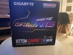 Placa mae gigabyte 1151 GA-H270M-GAMING 3