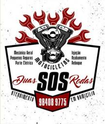 Título do anúncio: Mecânico de Motos em Domicílio