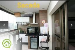 Apartamento de 3 quartos, sendo 3 suítes, no Edifício Maison Isabela, em Cuiabá - MT