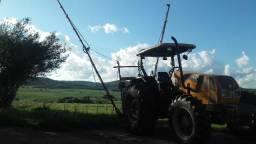 Vendo Trator Valtra A750, Plantadeira Valtra e Pulverizador Jacto