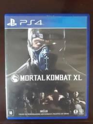 Jogo usado Mortal Kombat XL (versão completa) para PS4