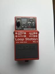 Pedal Boss Loop Station RC3