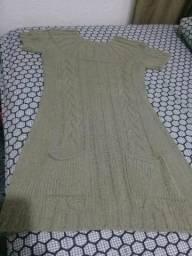 Vestido De Lam novinho