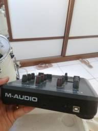 Controladora m audio x session pro