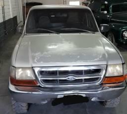 Ford ranger xlt diesel sucata - 2001
