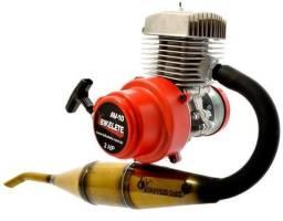 Motor Walkmachine ou Mobilete 75cc c/ nota