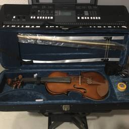 Violino Eagle + Case + Breu