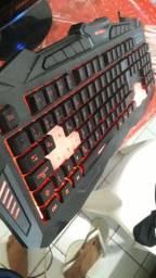 Teclado Gamer Lighting Tc95 Multilaser
