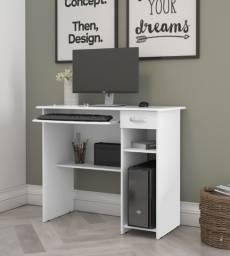 Escrivaninha Mesa para PC modelo Áustria = Frete grátis! promoção